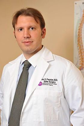 Peter Passias, M.D.