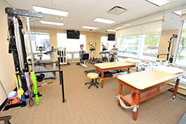 Physical therapy facility - New York Spine Institute